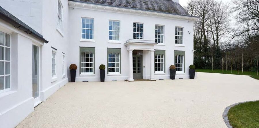 JMS' recent work on grade 11 listed property graces the pages of Grand Design Magazine
