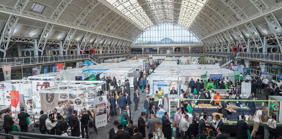 JTrade, the UK's only Jewish Construction and Property Trade show announced the show will return