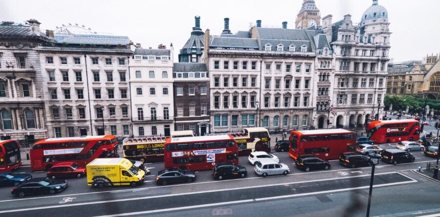 Planning and transport changes in cities would bring UK 26% closer to its target