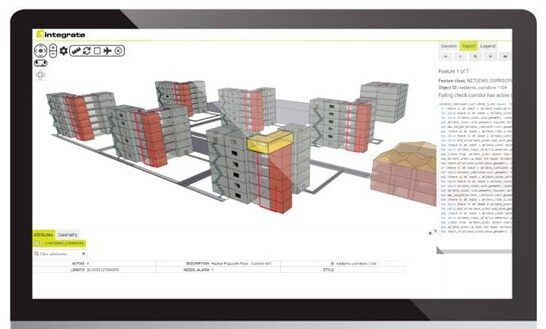 1Spatial unveils new 1Integrate 3D rules engine