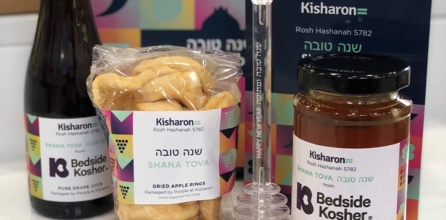 Jewish charities join forces to support patients in hospital during Rosh Hashanah
